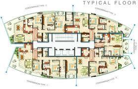 Resultado De Imagem Para The Address Floor Plans Dubai