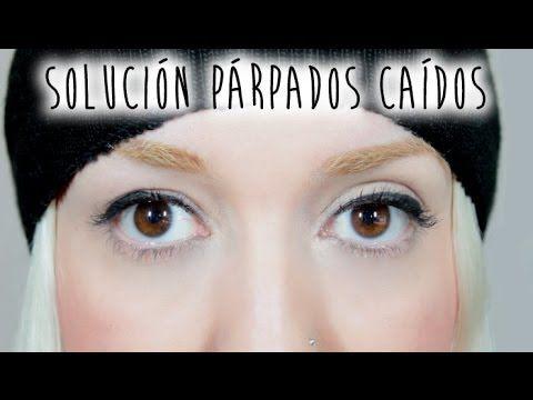 SOLUCIONES PARA PÁRPADOS CAÍDOS (SIN CIRUGÍA) (VER EN HD) - YouTube