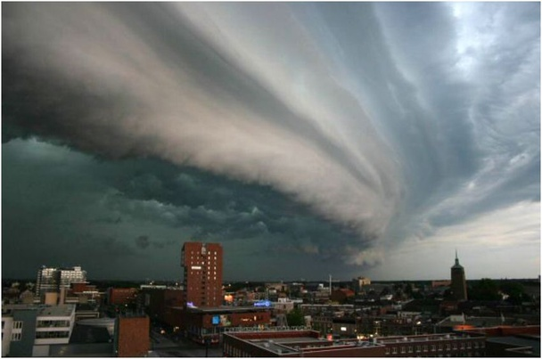 Climate Change in the Southeastern U.S. Could Mean Endless Severe Thunderstorms