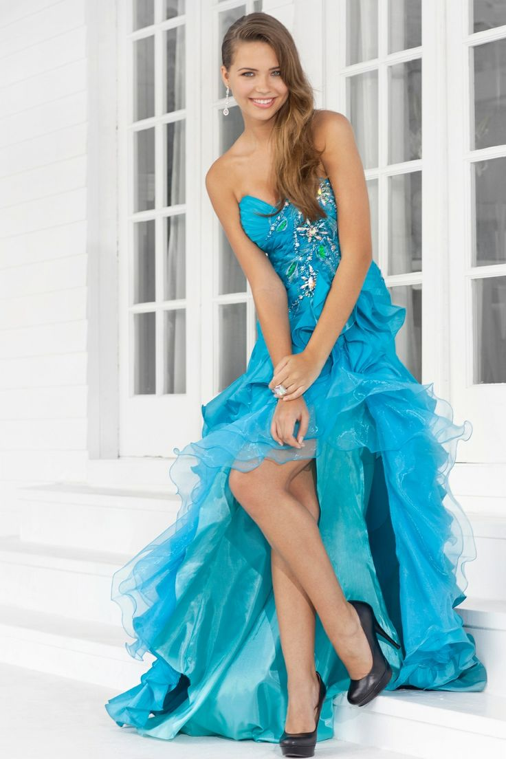 56 best Prom Dresses images on Pinterest | Party dresses, Cute ...