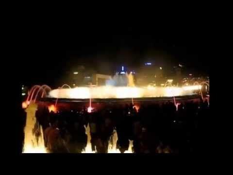 Disco Fever In The Night   BARCELONA 2014 MP4