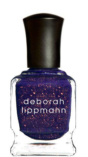 holographic Deborah Lippmann polish