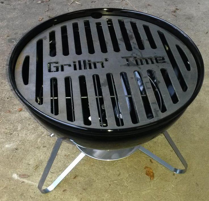 Custom Grill Grate Weber Smokey Joe