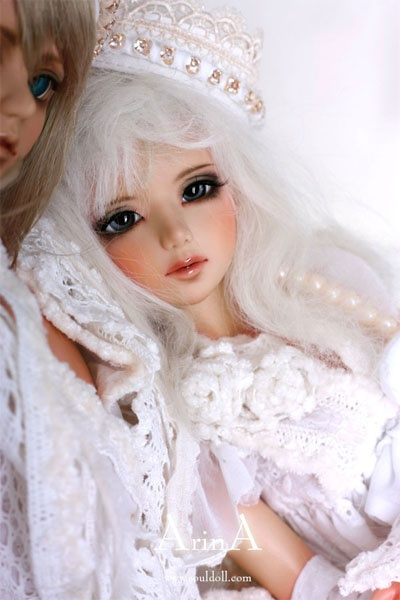 Bjd de la Compagnie Souldoll, 1/4 SOUL-KIDS GIRL - Arina