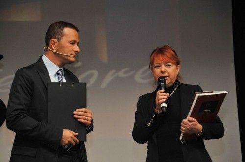 Cerimonia di apertura del Premio Internazionale Montefiore