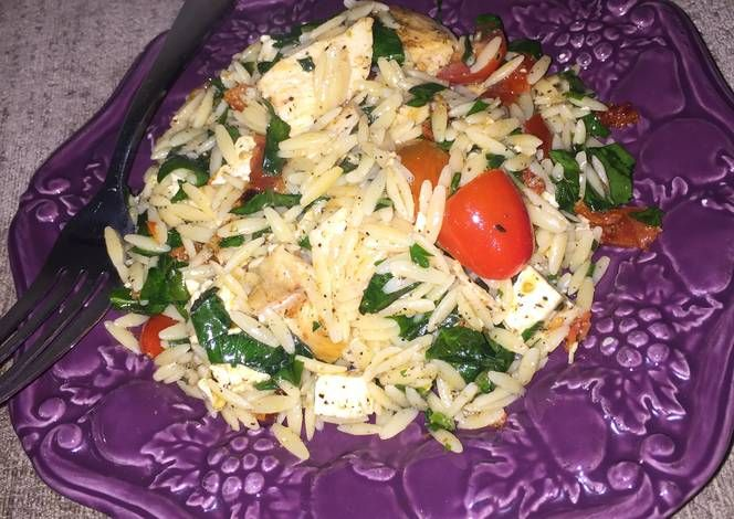 Orzo Chicken Pasta Recipe -  Are you ready to cook? Let's try to make Orzo Chicken Pasta in your home!