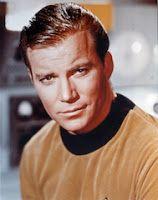 Captain James T Kirk (William Shatner) Star Trek