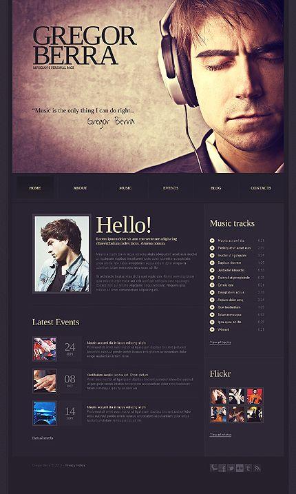 dj web templates