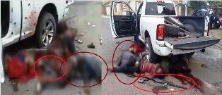 7 MUERTOS POR FUEGO CRUZADO EN APATZINGAN - http://www.tvacapulco.com/7-muertos-por-fuego-cruzado-en-apatzingan/