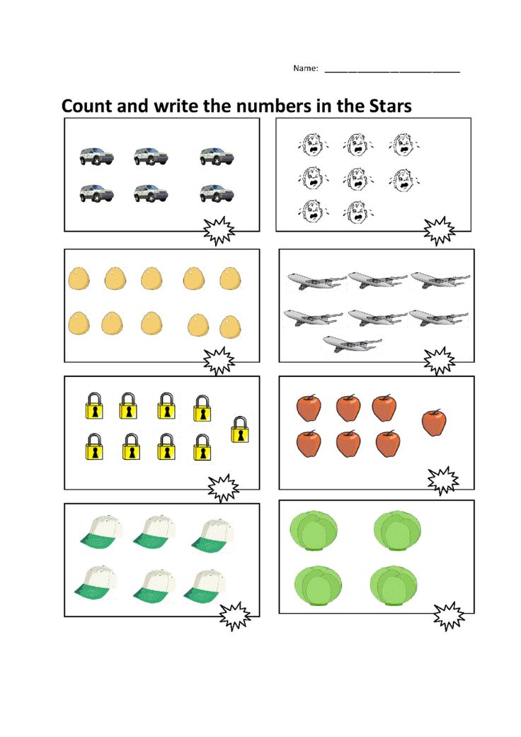 Free Kindergarten Worksheets Downloadable Educative