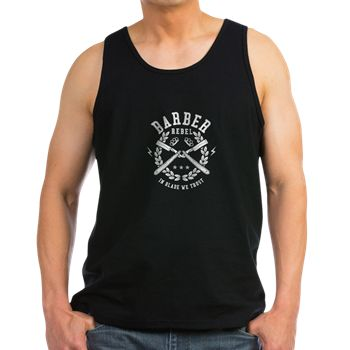 Barber Rebel Tank Top