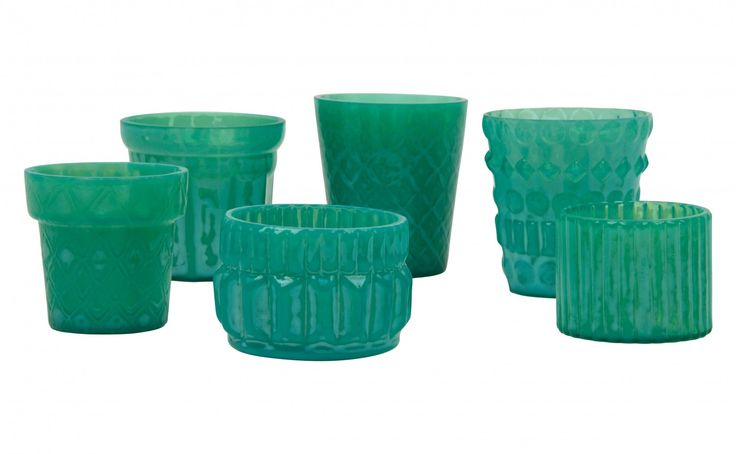 turquoise tealight holders from jayson home :: via d*sCandles Holders, Candle Holders, Turquoise Tealight, Teas Lights, Tealight Holders, Turquoise Teas, Turquois Tealight, Bridesmaid Gift, Tea Lights