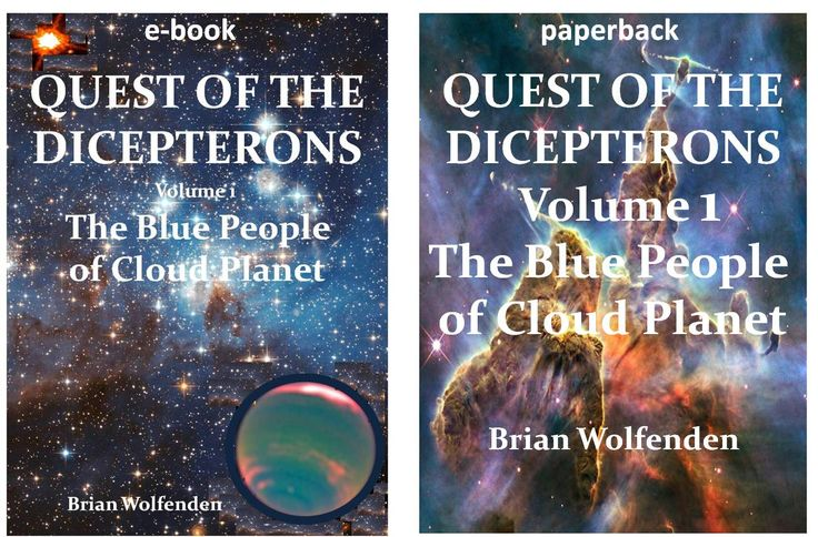 Imagine life elsewhere? - I have - join astronauts Olivia Medici and Scott Parker and discover the unimaginable!                         - www.dicepterons.com