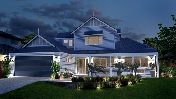 Heathmont Place Picture of Traditional Storybook Manor knock down rebuild project Hamptons Gables Cottage Coastal Beachy and two storey design traditional design level site design floor plans all 5 bedroom