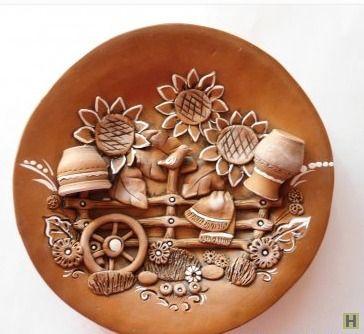 Сувенир из глины-2