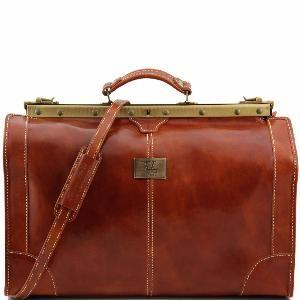 Tuscany Leather - TL Voyager - Sac de voyage en cuir Noir - TL141218/2 RVBqgB1lYO
