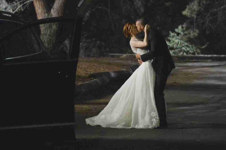 Grey's Anatomy: The Jackson and April Wedding Photo Album! (PHOTOS)