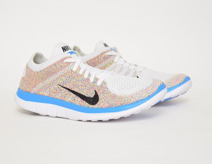#Nike Free Flyknit 4.0 Wmns Multicolor #sneakers