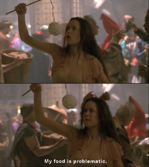 Firefly, River Tam. How can you NOT love this show?
