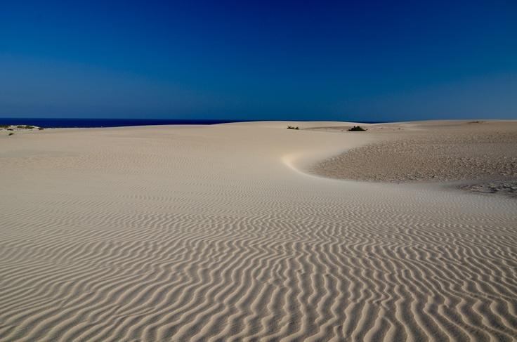 Sand Dunes of Corralejo, Fuerteventura