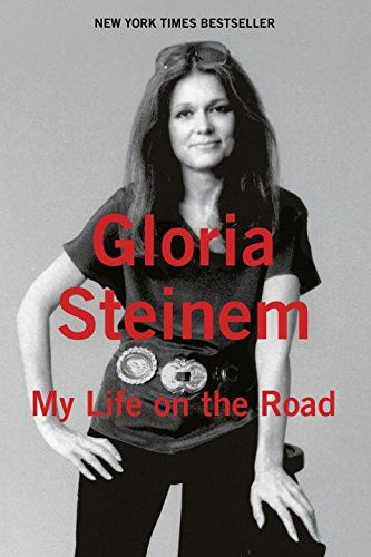 My Life on the Road by Gloria Steinem #Books #Women #Gender_Studies