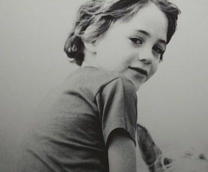 Robert Downey Jr childhood photo http://celebrity-childhood-photos.tumblr.com