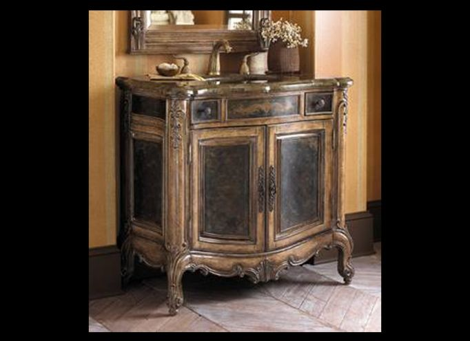 Winslow Sink Chest_Am   Childress Old World Furniture   Childress Old World  Furniture
