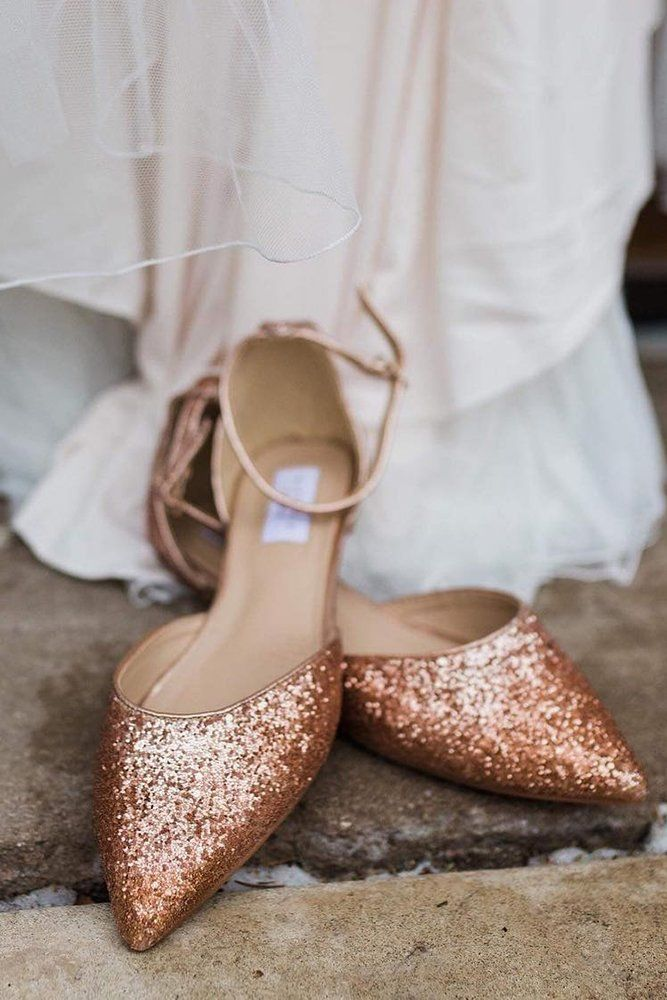 27 Flat Wedding Shoes For Comfort
