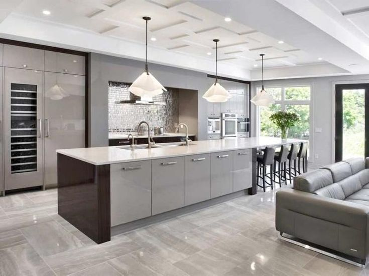 30 Modern Home Decor Ideas: 30+ Great Modern Contemporary Kitchen Ideas