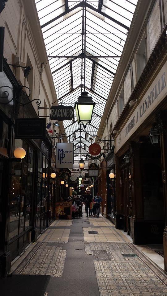 Pass. des Panoramas 10 rue Saint-Marc / 11 boulevard Montmartre