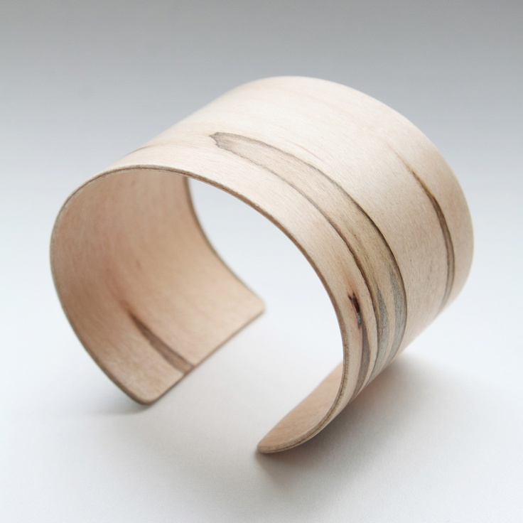 Ambrosia Maple Cuff  by MAY Furniture Co.