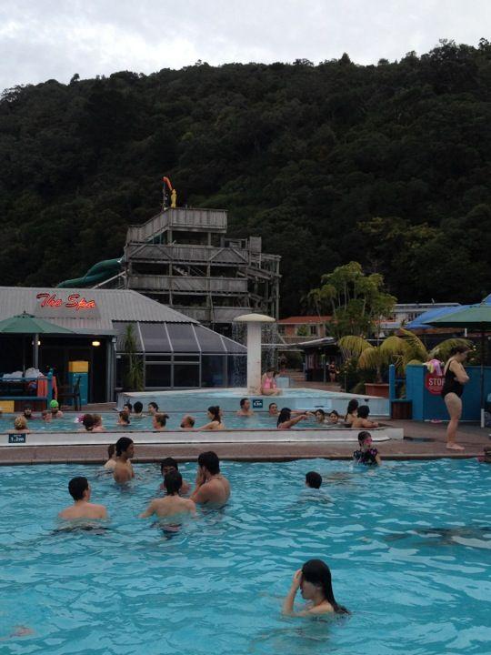 Waiwera Thermal Spa Resort