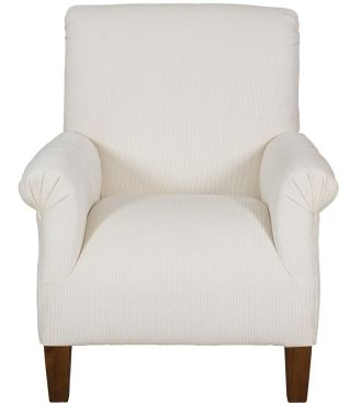 Ardingly Chair - Fabric / Colour: Cordelia Off White - Chairs