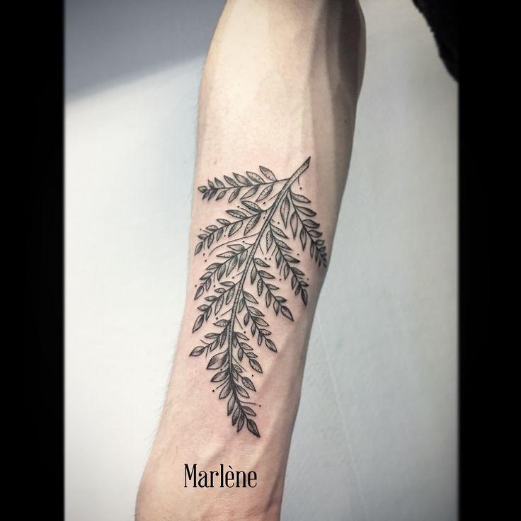 viac ako 25 najlep ch n padov na pintereste na t mu tatouage feuille piercing rennes ink. Black Bedroom Furniture Sets. Home Design Ideas