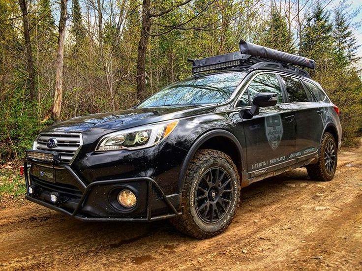 2016 Subaru Outback 3.6R @lp_aventure bumperguard ...