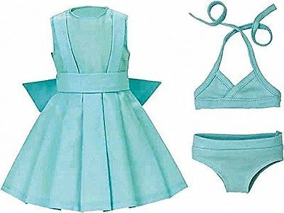 Kaethe-Kruse-Puppenkleidung-Sweet-Girl-Kleid-u-Bikini-fuer-39-41-cm-Puppen
