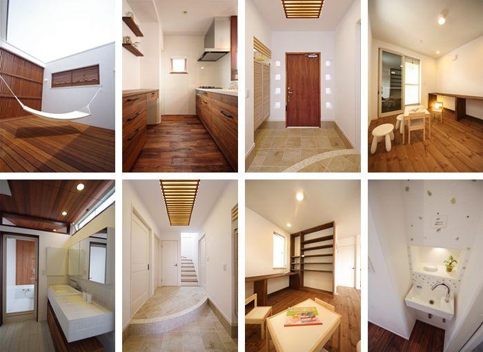 施工実例case41 | 神奈川での注文住宅は山下建設 イメージをカタチにする技術力で思いっきりMY STYLEの家を提案