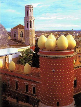 Barcelona : Museo Dali(ダリ美術館) | Sumally (サマリー)