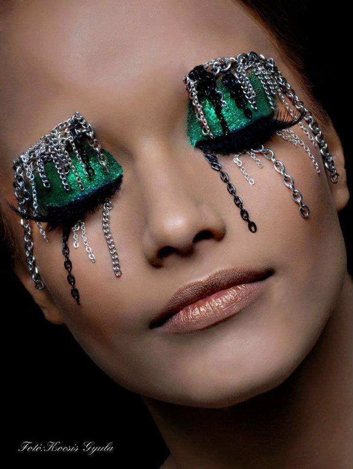 #Smink: Sándor Ica Modell: Pászti Netti Fotó: Kocsis Gyula #makeup #icasandor