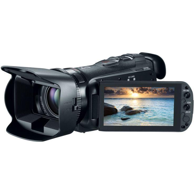 Canon VIXIA HF G40 Full HD Camcorder Extreme Vlogging