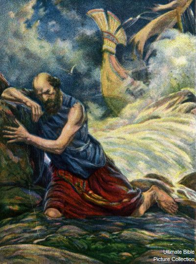 Acts 27: Paul shipwrecked-  Encouragement for those enduring storms amongst their lives.  Personally speaking, it's a faith builder as well.
