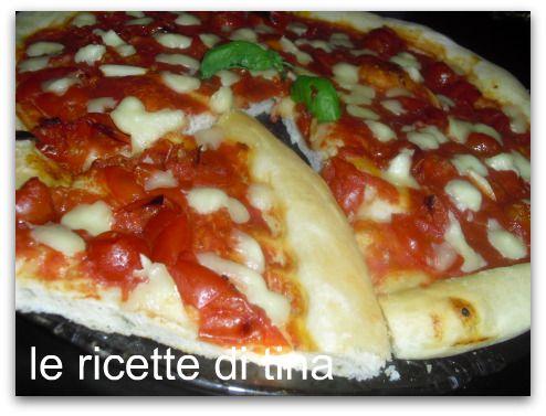 Pizza con mdp
