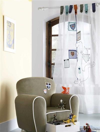 Vorhang Kinderzimmer Meer : fantasievolle ideen für die kinderzimmer einrichtung kinderzimmer [R