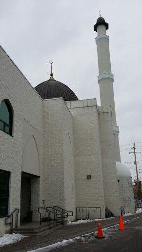 AbuBakr Masjid, Scarborough