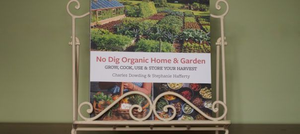 Book Review - No Dig Organic Home & Garden - Pumpkin Beth