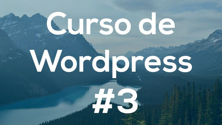 Curso de Wordpress 3.- Entradas, Categorías y Etiquetas