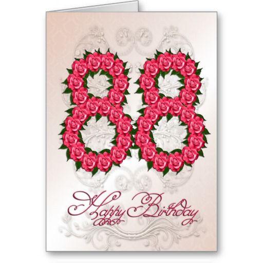 D Birthday Cake Card