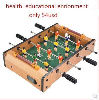 Children's table football Mini desktop table 4 bar interactive toys - http://sportsgearmall.com/?product=children-s-table-football-mini-desktop-table-4-bar-interactive-toys