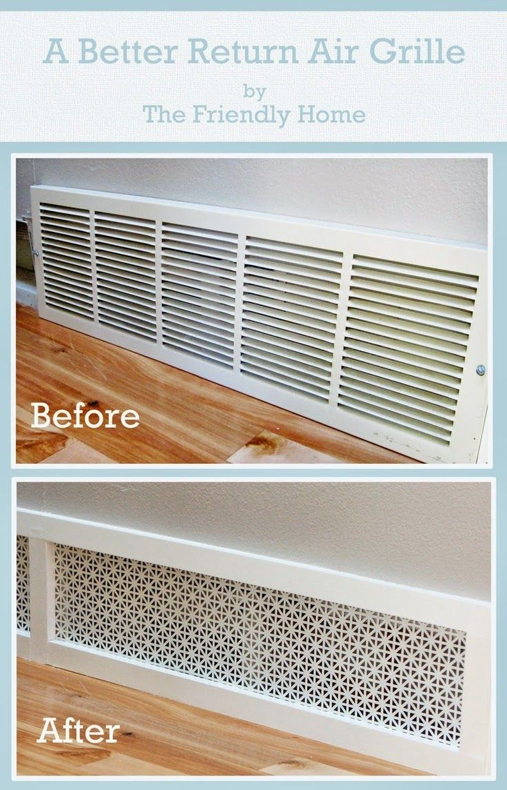 Amazing-Easy-DIY-Home-Decor-Ideas-pretty-air-grill.jpg 736×1,145 pixels