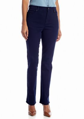 Gloria Vanderbilt Women's Petite Amanda Jean (Short & Average) - Blue - 12P